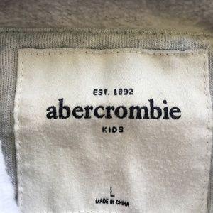 abercrombie kids Shirts & Tops - Girls Large Abercrombie Kids Zip Up Hoodie